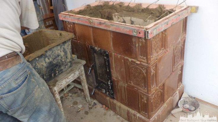 The Story Of The Wood-Heated Tile Stove (Cserépkályha) In Hungary