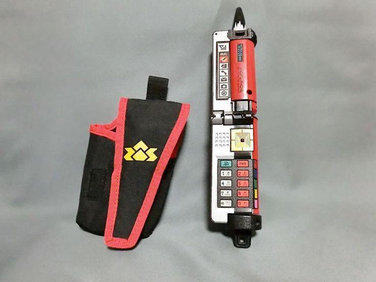 Bandai Power Rangers Samurai Shinkenger Shodophone & Folder Samuraizer Sentai #Bandai                                                                                                                                                     More