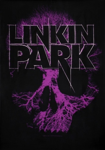Linkin Park - Fabric Poster! $20.00 I really like this!