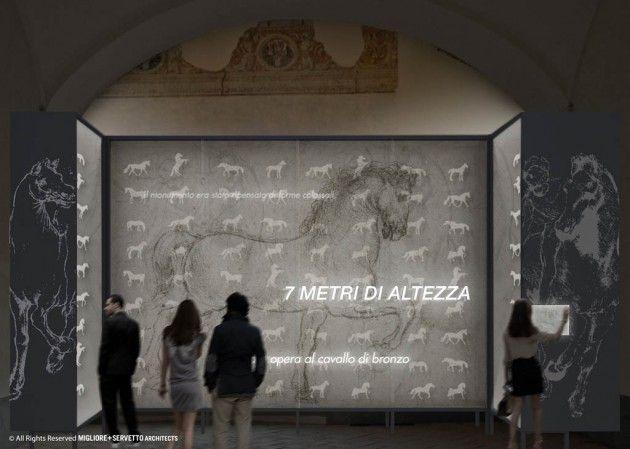 Migliore e Servetto, un museo per Leonardo a Vigevano