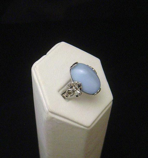 Vintage Avon Victorian Splendor Ring faux by VintageTreasures4U