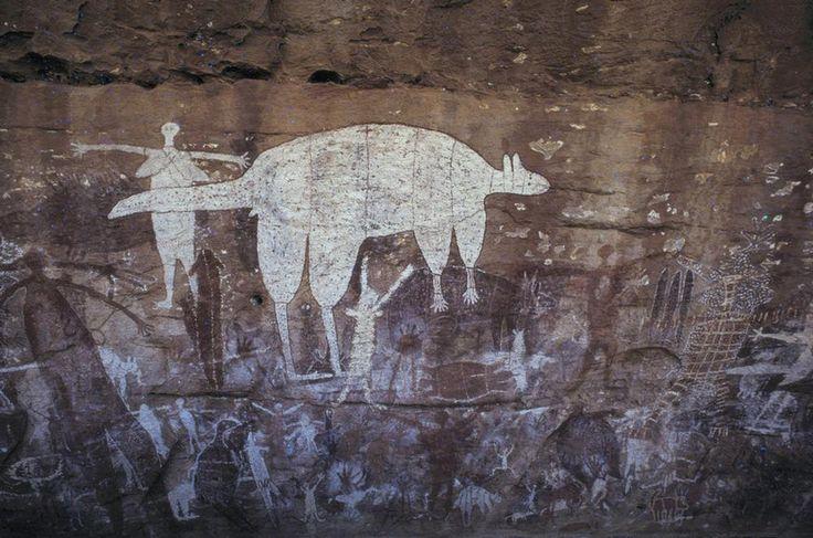 Aboriginal rock art