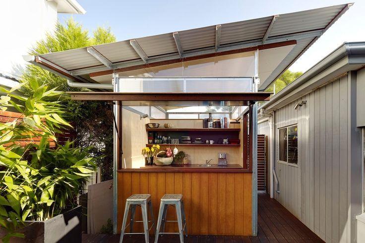 Studio+Granny Flat / Sue Harper Architects