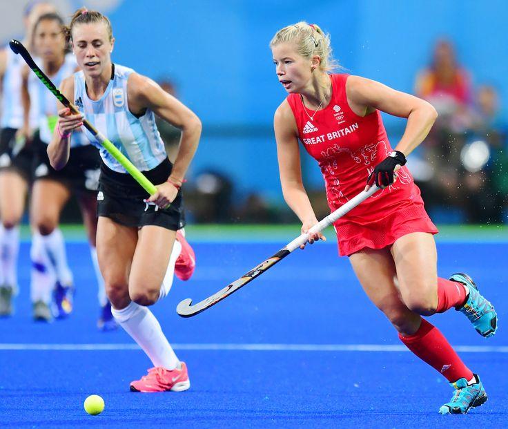 RIO - Women's Olympic Hockey tournament 16 Great Britain - Argentina foto: Sophie Bray. (1200×1013)