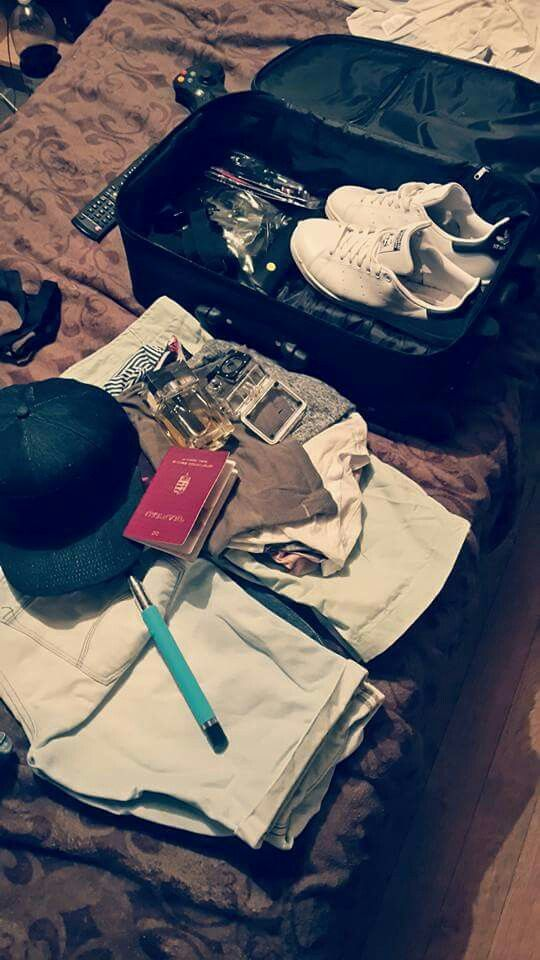 We are ready for the next trip , lets go to Rome 😋😝