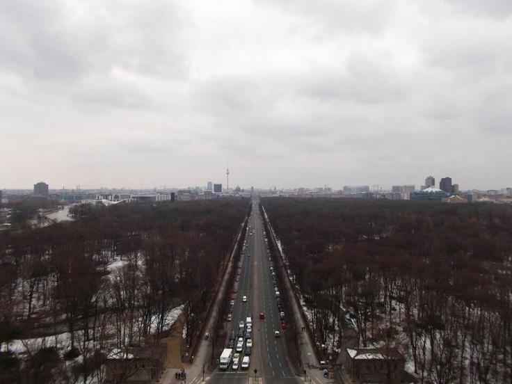 #View of #Berlin, Germany.
