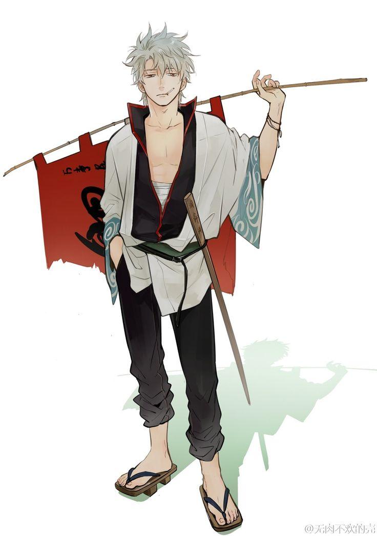 Sakata Gintoki   Gintama