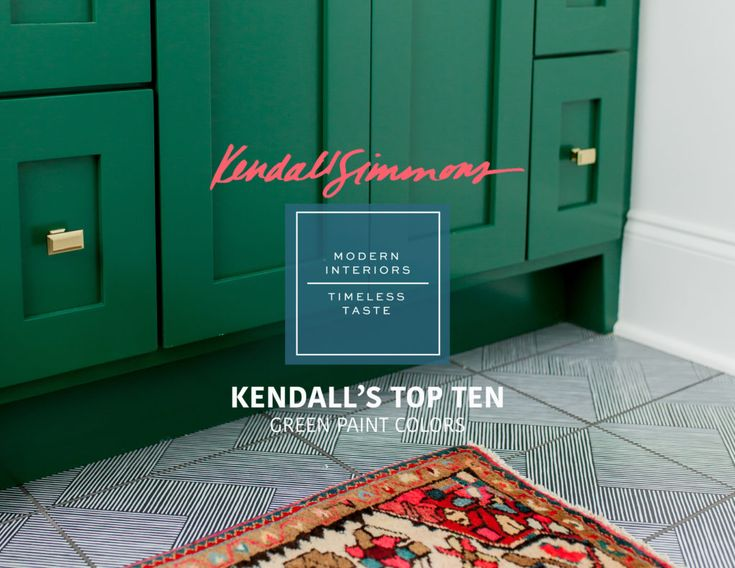 kendall s top ten green paint colors green paint colors on top 10 interior paint brands id=63364