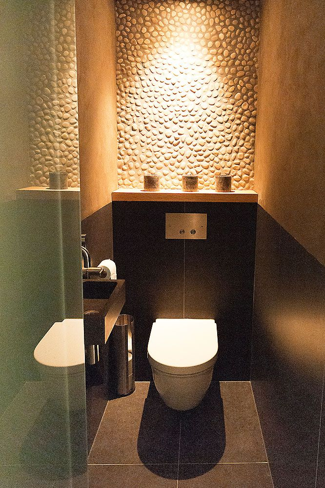 13 best images about toilet on pinterest mosaics home - Decoration toilettes design ...