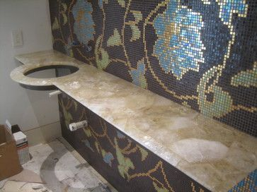 Quarz Gemstone Surfaces | Via Houzz