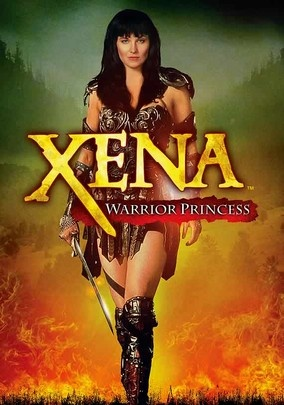 "Xena: Warrior Princess (1995) Bent on redeeming her outlaw past, curvaceous and powerful warrior princess Xena (Lucy Lawless) and her companion Gabrielle (Renée O'Connor) travel far in search of wrongs to right in this action-packed spin-off of the TV series ""Hercules: The Legendary Journeys."" This campy cult hit is a costume-rich historical fantasy set in ancient Greece (but freely incorporates deities and themes from everywhere)."
