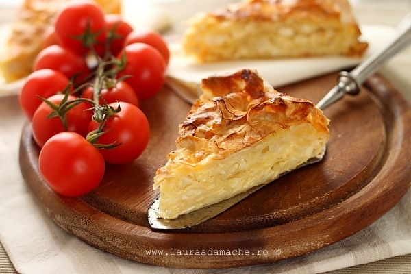 cheese pie...you must try it!