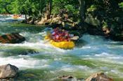 Rafting Nantahala River