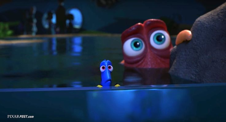 New 'Finding Dory' Trailer Highlights Friendship & Support with Touching Heartwarming Moments   Pixar Post