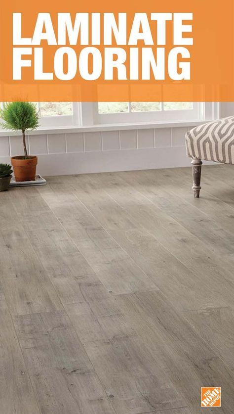 62 best Flooring images on Pinterest | Flooring ideas, Home depot and Laminate  flooring