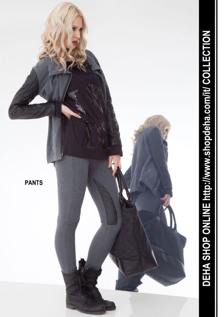 Per il vostro shopping online #SALDI #DEHA #pants http://www.shopdeha.com/it/ http://www.shopdeha.com/it/collection/122-pantalone.html