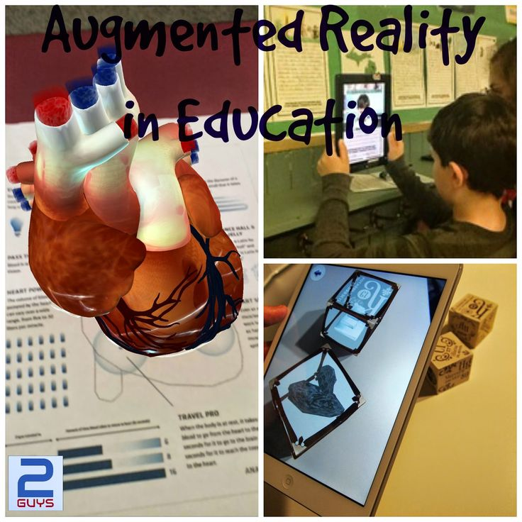 Want to learn more about Augmented Reality in Education? Follow These Great Educators!