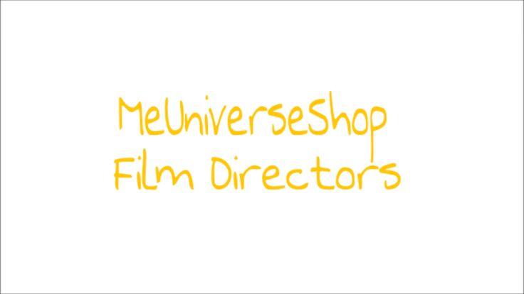 #Filmdirectors send your resume at webmaster@me-universe-shop.org and visit our website: MeUniverseShop