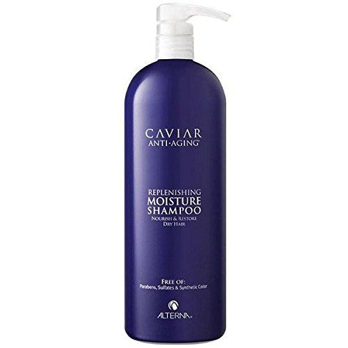 Alterna Caviar for Women Anti Aging Replenishing Moisture Shampoo 338 Ounce >>> Want to know more, click on the image.Note:It is affiliate link to Amazon.