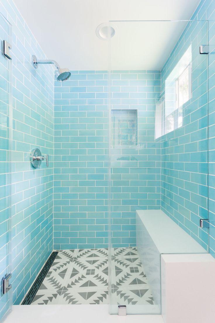 Best 25 Blue Subway Tile Ideas On Pinterest Glass