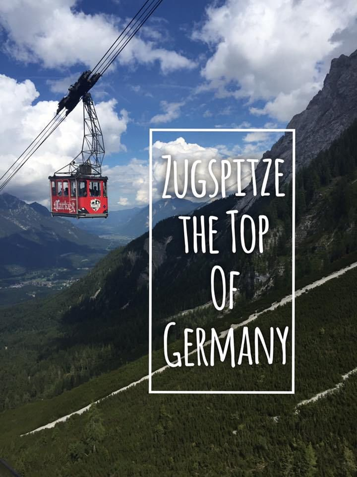 Zugspitze: The Top of Germany