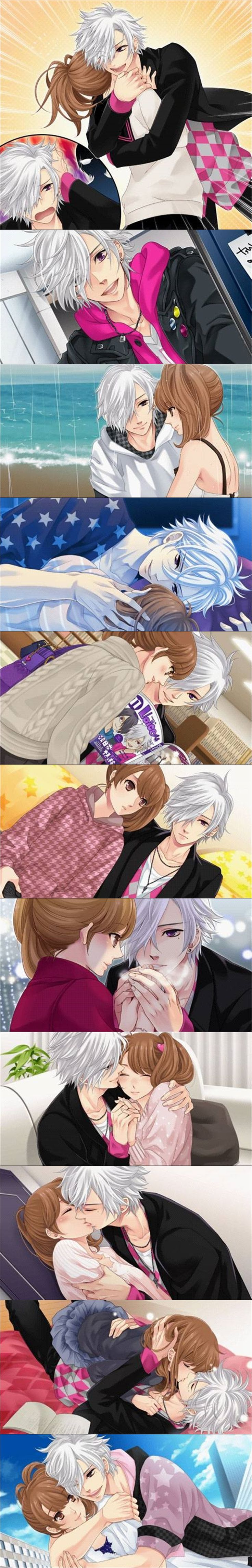 Brothers Conflict - Tsubaki and Ema