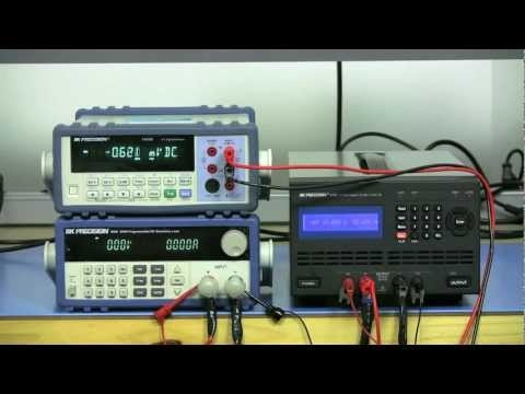 How To Test Load Regulation of a Power Supply