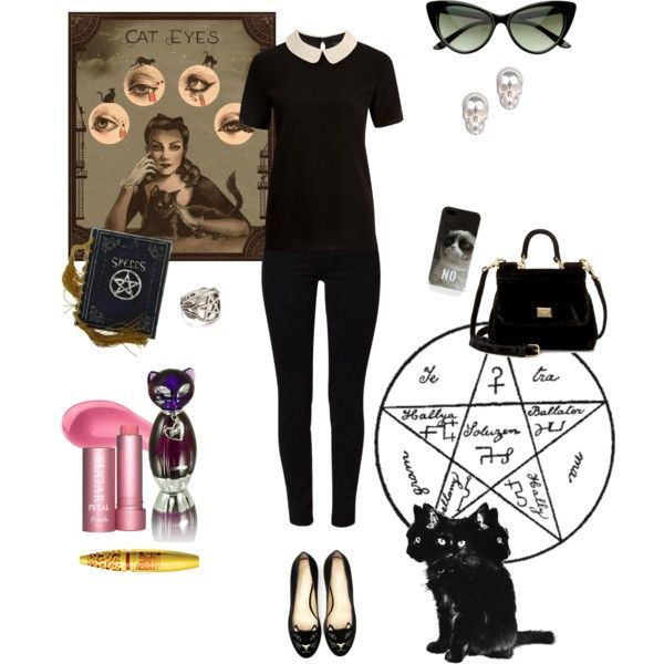 """""""Familiars"""" by the-lovely-librarian on Polyvore"""