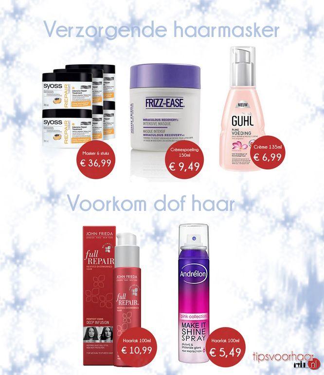 Tips tegen dof haar en gespleten haarpunten? Bekijk de tips voor haar top 5: www.tipsvoorhaar.nl/acties/blijf-cool