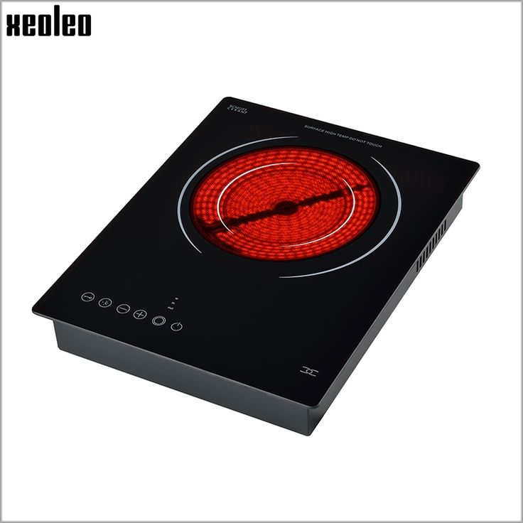 46.00$  Buy here - http://ali0ap.shopchina.info/go.php?t=32809566061 - Xeoleo Electric ceramic heaters 2000W Embedded Electric Hob No Radiation Ceramic cooker Light wave cooker 220V Induction cooker 46.00$ #magazineonlinewebsite
