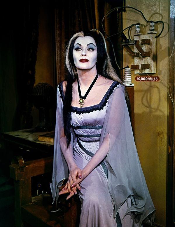 Yvonne De Carlo, actress 1922-2007 (natural causes)