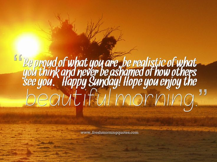 Good Morning Sunday Messages : Best ☆☆ good morning quotes images on pinterest
