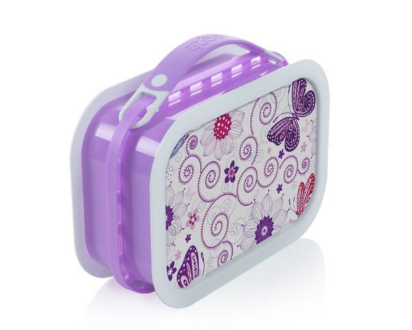 Lunch Box Butterfly | Opuszone.com
