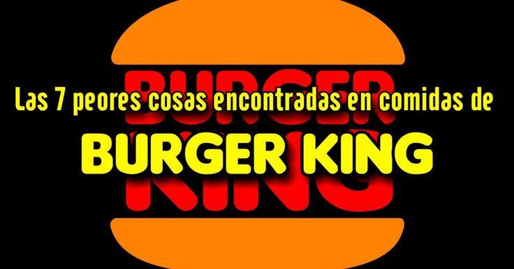 """Dross Rotzank, nos presenta una recopilación de las peores 7 cosas encontradas en restaurantes de la cadena de comida rápida """"Burger King"""", mucho se ha dicho de la insalubridad de estos lugares y muchas historias han surgido entre Mc Donalds y otras cadenas restauranteras, pero en esta ocasión el video habla especificamente de Burger King con hechos reales, fechas y lugares."""