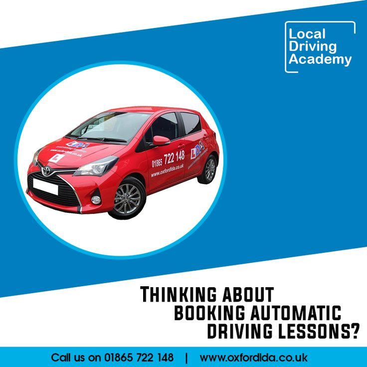 If you take your driving test in an automatic car you will only be legally allowed to drive an automatic car and this will be marked on your licence. Book your lesson today with LDA: https://oxfordlda.co.uk/book-online/