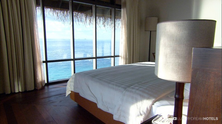 In the heart of the Indian Ocean - Coco Palm Bodu Hithi, #Maldives #luxurydreamhotels
