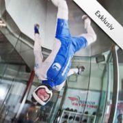 Windobona - Indoor Skydiving in Vienna 49€ / 2 minutes