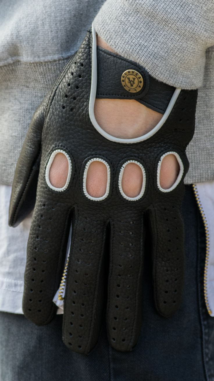 Deerskin driving gloves Made in Hungary www.alpagloves.com