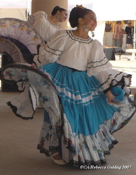 Spanish culture is rich in NM