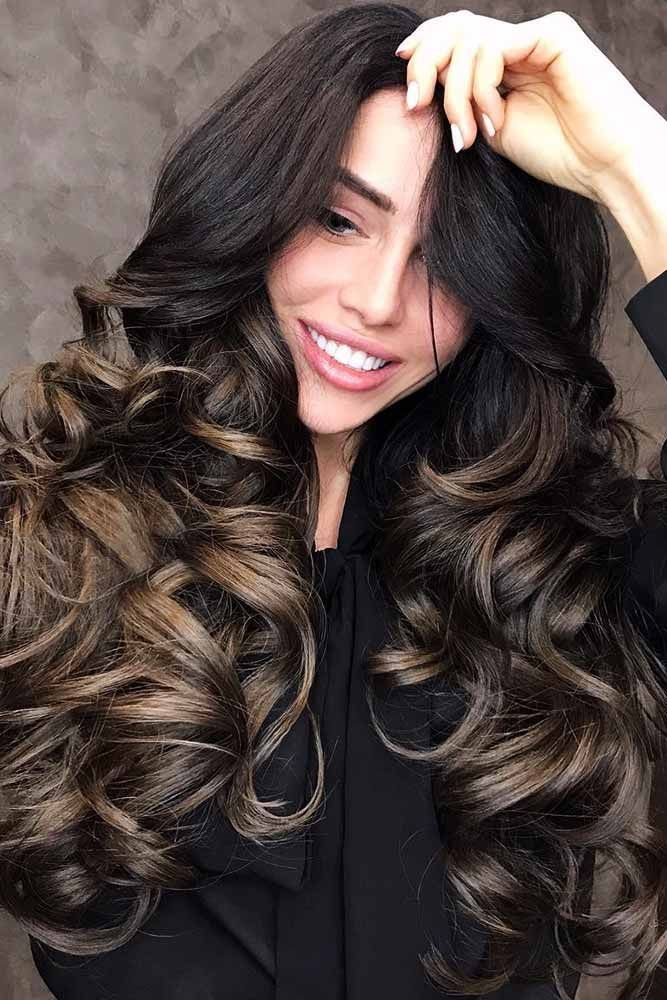 Black Hair Color For Women Who Want To Be Attractive Hair Color For Black Hair Long Hair Styles Hair Color For Women