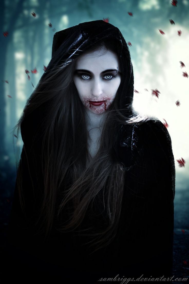 Vampire Beauty 44 by SamBriggs.deviantart.com on ...