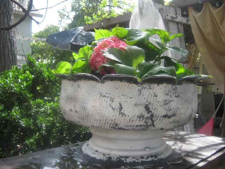 67 best images about recycled tires on pinterest rubber for Recycled flower pots