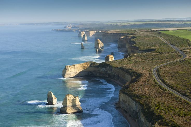 Great Ocean Road accommodation including caravan parks and holiday homes for you to explore the 12 Apostles http://www.ozehols.com.au/holiday-accommodation/victoria/great-ocean-road-area #GreatOceanRoad #12Apostles