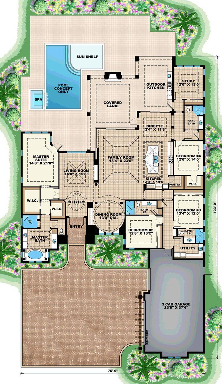 567 best house plans images on pinterest mediterranean house 567 best house plans images on pinterest mediterranean house plans floor plans and architecture