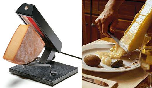 Raclette ° Cheese from Switzerland ° Uses & recipes for your Raclette Grill