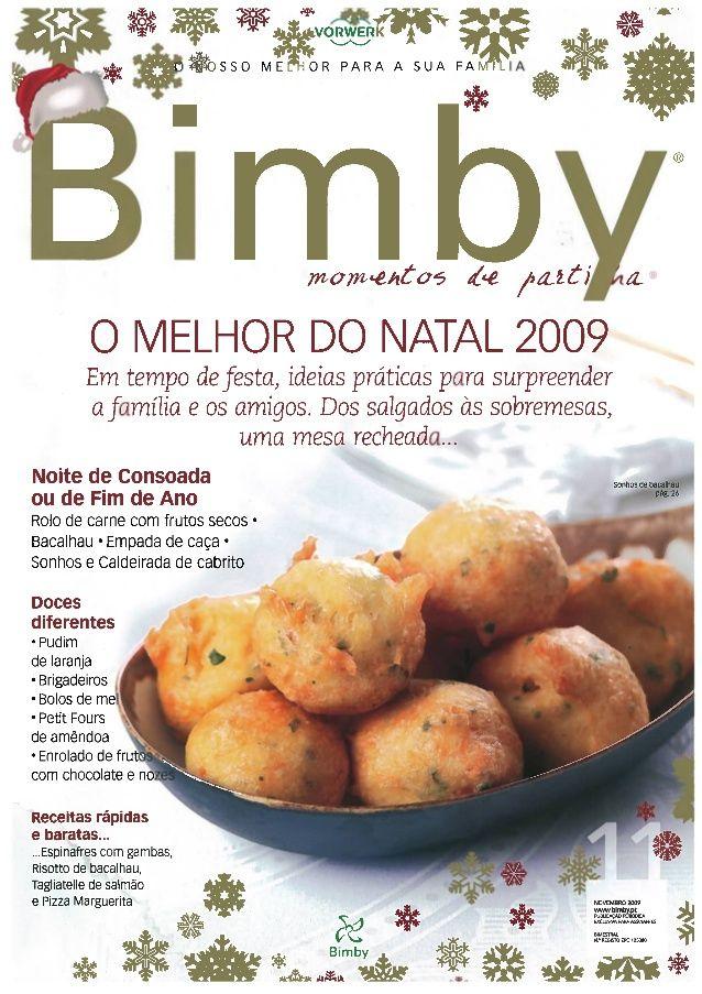 Revista Bimby Noviembre 2009