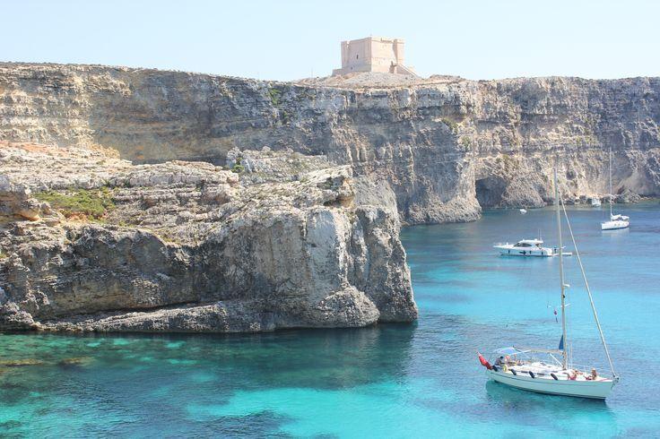 Una crociera indimenticabile a Malta, nel cuore del Mediterraneo Mare bellissimo e cale nascoste vi aspetteranno!