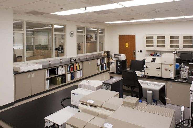 BUSINESS OFFICE:  Tulsa Police Department Forensics Lab