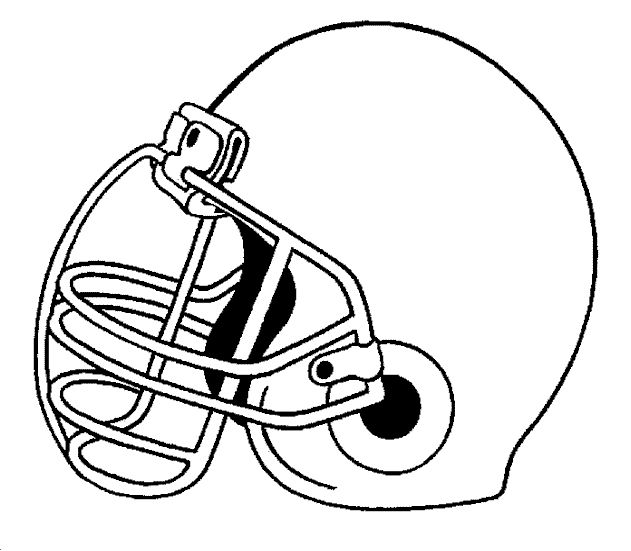 sports coloring pages nfl - photo#23