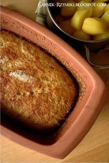 Garnek Rzymski 2,5l: Chleb pszenno - żytni z dodatkiem ziemniaków